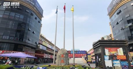 博城地推活动强势开跑 第一站:杭州万品国际汽配城